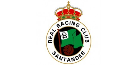 Real Racing Club de Santander match worn shirt