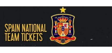 Spain National Team tickets