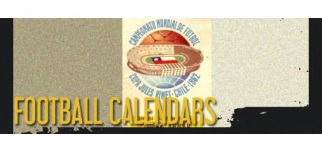 Calendarios de Fútbol